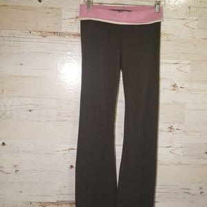 Aerie Slim Gym Flare yoga pants